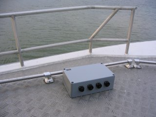 Bathymetric and sediment