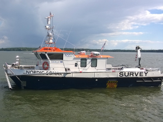 Nordic Sonar, a vessel equipped with